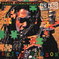 Keith Hudson  - Rasta Communication IN DUB - LP Vinyl