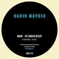 """Bodem - Het Sonisch Besluit - 12"""" Vinyl"""