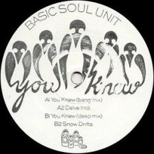 "Basic Soul Unit - You Knew - 12"" Vinyl"