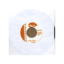 "Heptones  - Through the Fire I Come - 7"" Vinyl"