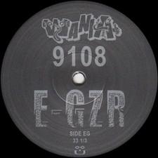 "E-GZR - Wania Presenterer - 12"" Vinyl"