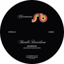 "Bambi Davidson - Brunswick - 12"" Vinyl"
