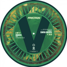 "Friction - Vs. Vol. 2 - 12"" Vinyl"