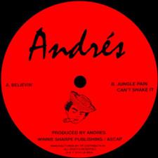 """Andres - Believin - 12"""" Vinyl"""