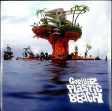 Gorillaz - Plastic Beach - 2x LP Vinyl