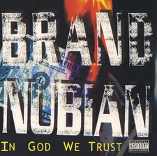 Brand Nubian - In God We Trust - 2x LP Vinyl