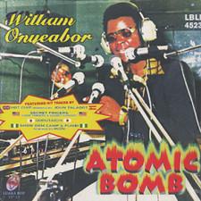 """William Onyeabor - Atomic Bomb Remixes RSD - 12"""" Vinyl"""