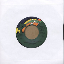 "Al Campbell - Children  of the Ghetto - 7"" Vinyl"