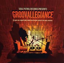Various Artists - Groovallegiance - LP Vinyl