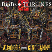 Alborosie meets King Jammy - Dub of Thrones - LP Vinyl