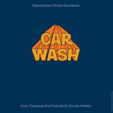 Car Wash - OST - 2x LP Vinyl