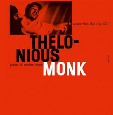 Thelonious Monk - Genius of Modern Music Vol 2 - LP Vinyl