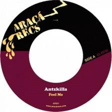 """Antzkilla - Feel Me - 7"""" Vinyl"""