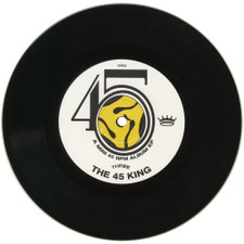 "The 45 King - The Third Album - 7"" Vinyl"