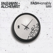 Fashawn & Alchemist - FASH-ionably Late - LP Vinyl