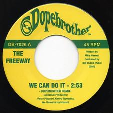"Freeway - We Can Do It - 7"" Vinyl"