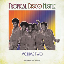 Various Artists - Tropical Disco Hustle Vol. 2 - 2x LP Vinyl