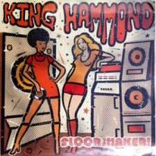 King Hammond - Floorshaker! - LP Vinyl
