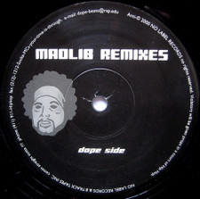 Madlib - Remixes - 12' Vinyl