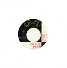 "Diane Lewis - Without Your Love - 7"" Vinyl"