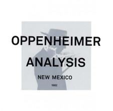Oppenheimer Analysis - New Mexico - 2x LP Vinyl