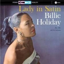 Billie Holiday - Lady In Satin - LP Vinyl