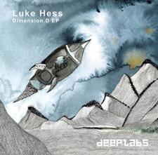 """Luke Hess -  Dimension D - 12"""" Vinyl"""