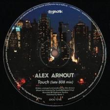 """Alex Arnout - Touch - 12"""" Vinyl"""