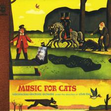 cEvin Key - Music For Cats - 2x LP Vinyl