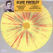Elvis Presley - Live at the Louisiana Hayride - LP Colored Vinyl