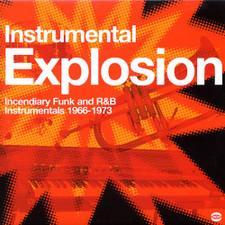 Various Artists - Instrumental Explosion - 2x LP Vinyl