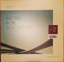"""John Beltran - Music For Machines Pt 2 - 12"""" Vinyl"""