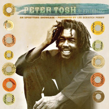 Peter Tosh - And Friends - LP Colored Vinyl