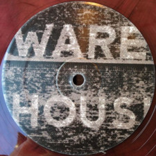 "Syncom Data - Warehousing - 12"" Colored Vinyl"