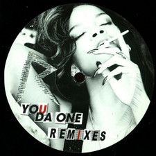 "Rihanna - You Da One Remixes - 12"" Vinyl"