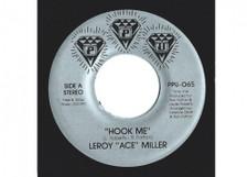 "Leroy Ace Miller - Hook Me - 7"" Vinyl"