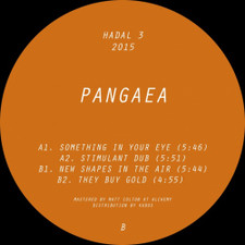 """Pangaea - New Shapes In The Air - 12"""" Vinyl"""