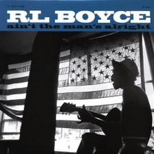 RL Boyce - Ain't The Man's Alright - LP Vinyl