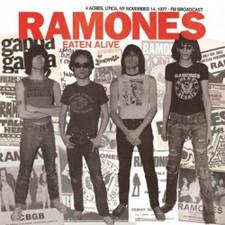 Ramones - Eaten Alive - LP Vinyl