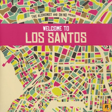 Alchemist & Oh No - Welcome To Los Santos - 2x LP Vinyl