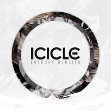 """Icicle - Entropy Remixed - 2x 12"""" Vinyl"""
