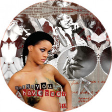 "Rihanna - Where Have You Been Remixes - 12"" Vinyl"