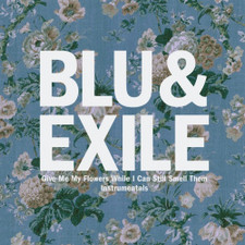 Blu & Exile - Give Me My Flowers Instrumentals - 2x LP Vinyl