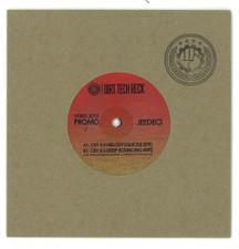"""Jeedeci - Cry 4 U - 7"""" Vinyl"""