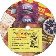 "Various Artists - Birds Not Bitches - 12"" Vinyl"