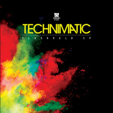 "Technimatic - Flashbulb Ep - 2x 12"" Vinyl"
