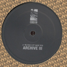 "A Made Up Sound - Archive III - 12"" Vinyl"