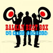 Balkan Beat Box - Nu Made Remixes - LP Vinyl