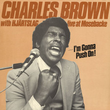 Charles Brown - I'm Gonna Push On! - Lp Vinyl