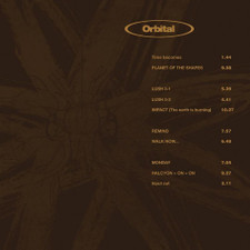 Orbital - 2 (Brown Album) - 2x LP Vinyl